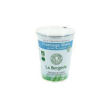 FROMAGE BLANC BREBIS NATURE 400G